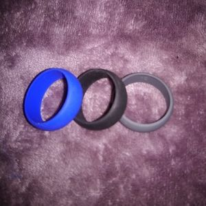 Silicone Rings Size 12